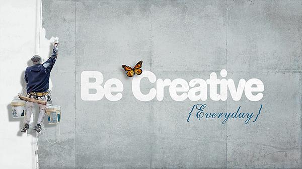 Be-Creative-Everyday