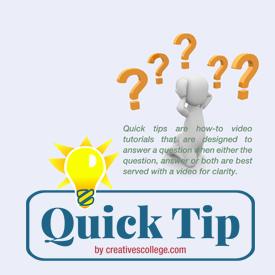 quick-tip